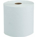 Green Source Hard Wound White Roll Towel - 7.75 in. x 700 ft.