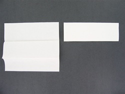 Multi-Fold white Paper Towel