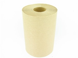 Natural Brown Roll Paper Towel