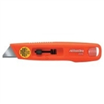 Self Retracting Safety Knife Uncarded With 6 Blades