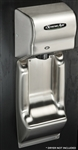ADA Seamless Stainless Steel Wall Guard
