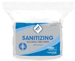 Wipes Plus Resealable Bag Antibacterial Wipes