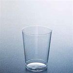 Clear Party Basics 8 oz. Tumbler