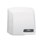 CompacDryer Surface-Mounted Automatic 115V Gray Hand Dryer