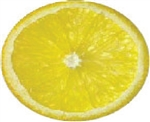 Lemon Slice Label - 2 in.