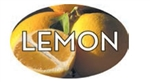 Lemon Flavor Label - 1.25 in. x 2 in.