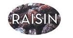 Raisin Flavor Label - 1.25 in. x 2 in.