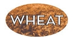 Wheat Flavor Label Nuts Seeds and Grains - 1.25 in. x 2 in.