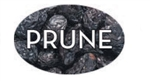 Prune Flavor Label - 1.25 in. x 2 in.