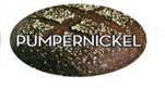 Pumpernickel Flavor Label Nuts Seeds and Grains - 1.25 in. x 2 in.