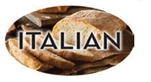 Italian Flavor Label Nuts Seeds and Grains - 1.25 in. x 2 in.