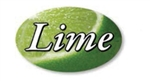 Lime Flavor Label - 1.25 in. x 2 in.