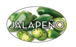 Jalapeno Flavor Label - 1.25 in. x 2 in.