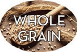 Whole Grain Flavor Label Nuts Seeds and Grains - 1.25 in. x 2 in.