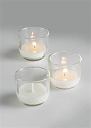 Sterno Petite Lites 5 Hour Candles Clear