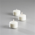 Sterno Candle Lamp 8 Hour Votive White Candle