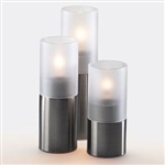 Sterno Candlescape Tiered Complete Accent Lamp
