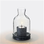 Sterno Glass Lantern Clear Lamp - 4.5 in.
