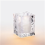 Sterno Frost Ice Cube Lamp - 4 in.