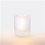 Sterno Frost Mini Bubbles Lamp Round - 3.25 in.