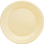 Dart Laminated Dinnerware Quiet Classic 9 in. Dia. Honey Plate