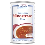 Unilever Best Foods Legout Condensed Minestrone Soup - 51 Oz.