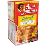 Pepsico Aunt Jemima Buttermilk Complete Pancake and Waffle Mix - 5 Lb.