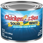 Chicken Of The Sea Albacore In Water Tuna Solid White - 66.5 Oz.