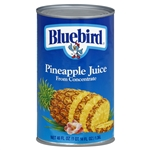 Florida Natural Bluebird Pineapple Unsweetened Juice - 46 Oz.