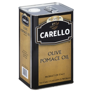 Shortening and Oils Pomace Olive Oil Tin - 1 Gal.