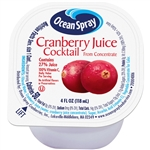 Ocean Spray No Thaw Cranberry Juice Cocktail - 4 Oz.