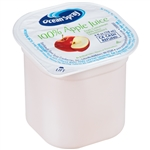 Ocean Spray No Thaw 100 Percentage Apple Juice - 4 Oz.