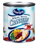 Ocean Spray Whole Berry Cranberry Sauce - 117 Oz.