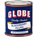 Birds Eye Foods Globe Blackberry Filling