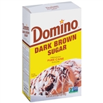 Sugar and Sugar Packets Domino Dark Brown Sugar 1 Lb.
