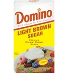 Sugar and Sugar Packets Domino Light Brown Sugar - 1 Lb.