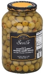 Seville Stuffed Olives Queen - 1 Gal.