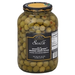 Imports Queen Stuffed Olive - 1 Gal.