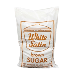 Sugar and Sugar Packets Light Beet Brown Sugar - 25 Lb.