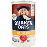 Quaker Old Fashioned Oats Regular - 42 Oz.