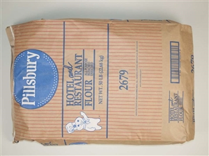 Flour Restaurant and Hotel Pillsbury - 50 Lb.