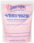 Sugar Foods Sweet N Low Sugar Substitute Vend Bag 6.6 Oz.
