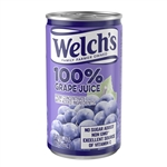 Welchs Purple 100 Percentage Grape Juice - 5.5 Oz.