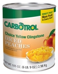 Leahy IFP Carbotrol Diced Peach