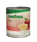 Carbotrol Apple Sauce - 105 oz.
