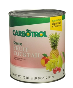 Leahy IFP Fruit Carbotrol Cocktail Fruit