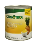 Carbotrol Pineapple Tidbit - 107 Oz.