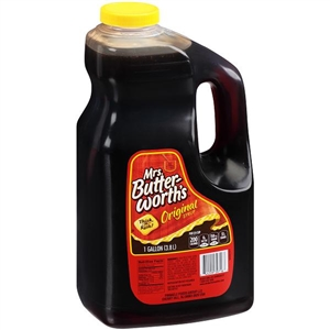 Pinnacle Mrs Butterworth Syrup - 1 Gal.