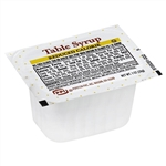 Portion Pac Reduced Calorie Table Syrup Cup - 1 Oz.