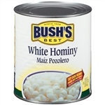 Bush Bros. Best Hominy Fancy Brine White